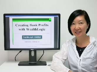 Creating bank profits with WealthLogic